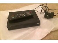 Logik recordable freeview box