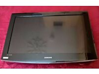 samsung tv 32 inches good condition