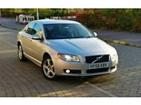 2007 Volvo S80 D5 LUX 2.4D Geartronic Xenon Navi Leather VGC