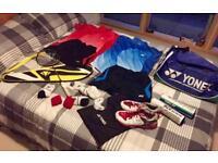 Badminton Items