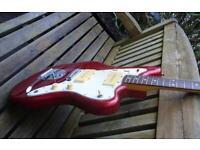 Fender Jazzmaster MIJ 1993 candy apple red