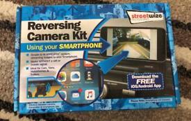 🚗STREETWIZE Reversing Camera Kit