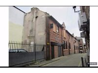 Commercial Space in Wigan Town Centre - 1st Floor Only - Ideal for storage, studio or gallery