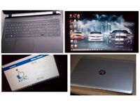 CAN DELIVER high-specs multimedial and gaming laptop HP PAVILION BEATS AUDIO with warranty, Win 10