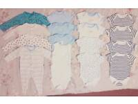 0-3 Months Baby Grow Sets