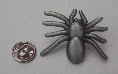 Spinne Spider Pin Tiermotiv Button Badge Sticker Anstecker Anstecknadel 271 TOP