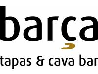 Full time Bartender required for City Centre Tapas Bar