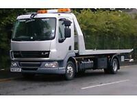 24/7 BREAKDOWN RECOVERY TOWING TRUCK OR JUMP START CARS VANS 4X4 UK AND EUROPE