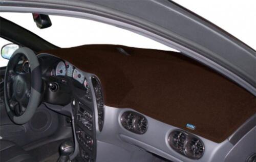Jaguar XJS XJSC 1982-1991 Carpet Dash Board Cover Mat Dark Brown