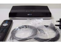 BT YouView + Box Humax DTR T2100 G4 500GB HD Freeview Twin Tuner Recorder