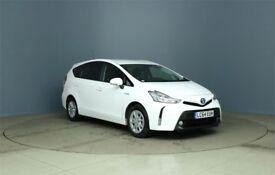 Toyota Prius+ Plus 1.8 Hybrid Icon+ CVT 5dr F/S/H+ UK Car ... PCO READY