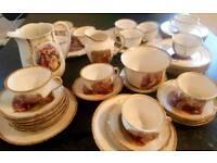 Beyer & Bock 41 piece tea set