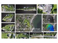 Professional Drone Pilot Services Argyll - Aerial Inspections, 2D & 3D Mapping, Dunoon & surrounding