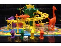 Rumble in the Jungle by Tomy childrens game