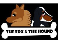 The Fox and The Hound Pet Care Services