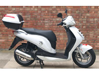 Honda PES 125 Excellent condition with 2091 miles ONLY
