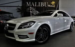 2014 Mercedes-Benz CLS-Class CLS550 4MATIC NAVIGATION, LOADED