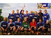 Play football for a sociable, competitive Downs League 11s team