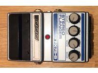 DOD FX75-B STEREO BASS FLANGER, Vintage, Excellent