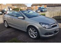 Vauxhall Astra, Twintop, Convertible, 2007, 1.9 diesel, £2295