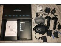 HTC Vive. Used once.