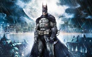 Batman Arkham City Fabric poster 21