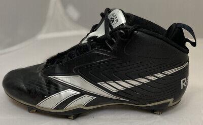 Mens Reebok Pro 4 Speed III Low M2 20-174228 White Blue Football Cleats Shoes