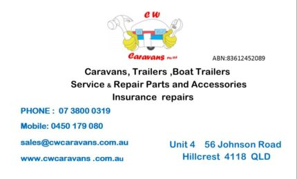 Trailer Repair and service and parts Hillcrest Logan Area Preview