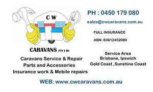 Mobile,Workshop Caravans repair and service,insurance,Parts Brisbane City Brisbane North West Preview