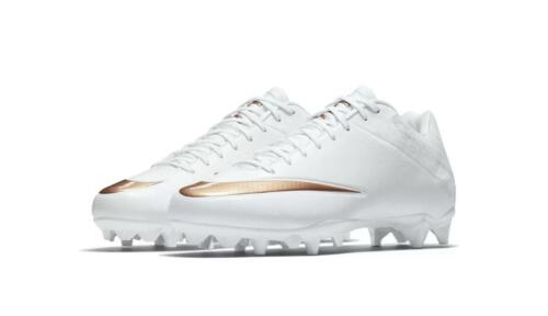 Nike Vapor Speed 2 TD Lacrosse Football Cleats Rose Gold 856507-101 Men