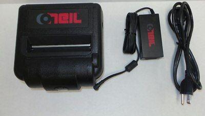 430161-100 Datamax O/'Neil MF4te OC2 OC3 Battery Charger w// 2 Batteries P//N