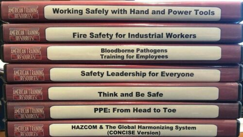American Training Resources Safety CD