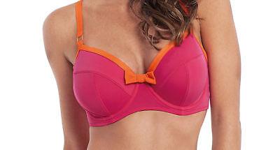 - Panache Isobel Underwire Balconette Swimsuit Swim Bikini Top Swimwear MRSP $70