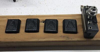 5x Screw In Axa Tool Holder Keeper. Fits Aloris Dorian And Imports.