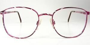 charmant hypoallergenic metal new vintage rx eyeglass