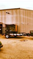 6*12 trailer with ramp