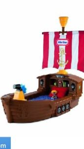 Little Tikes Priate Ship Bed