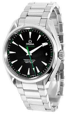 231.10.42.21.01.004 | BRAND NEW OMEGA Seamaster Aqua Terra Black Dial Mens Watch