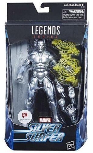 Купить 100% Hasbro Marvel Legends Fantastic Four Silver Surfer 6