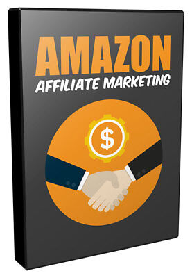 Amazon Affiliate Marketing Video Coursewith Master Resell Rightsfree Shipping