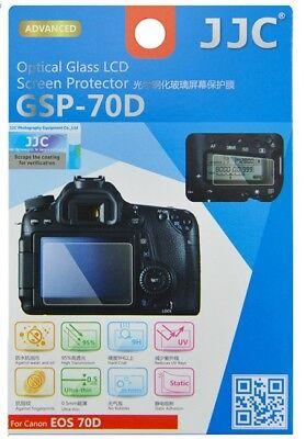 JJC GSP-70D Screen Protector Displayschutzglas für Canon EOS 70D / 80D Canon Screen Protector