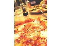 Pizza Chef / Pizzaiolo needed