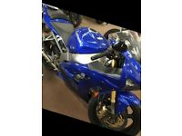 Kawasaki 636bh2 electric blue 2004
