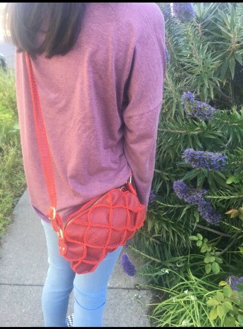 vintage handmade women leather purses bali US stock