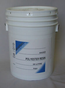 Unwaxed Polyester Resin