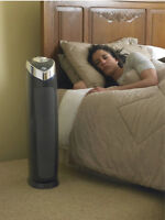 AC5000 3-in-1 True HEPA Air Purifier with UV Sanitizer and Odor