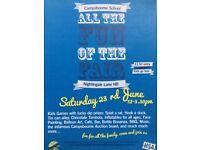 Campsbourne School Summer Fair - Fun For Kids, London, N8!