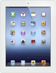 Apple ipad 3 - 32gb like New - white