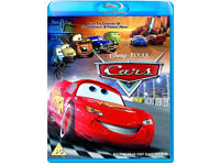Cars BLU-RAY (Disney pixar classic)