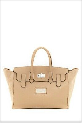 Valentino Omia Leather/Suede Bag- New